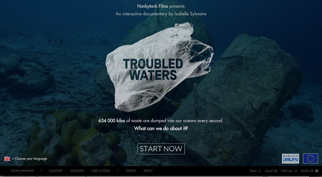 Troubled_Waters-Poster